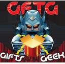 giftsforthegeek Logo